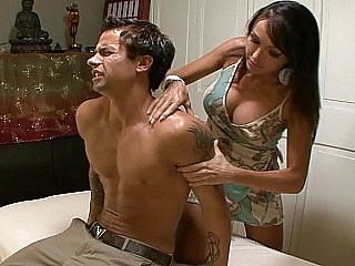 kasey cross is a milf and a masseuse