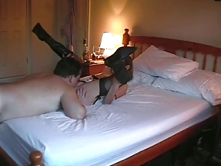 awesome older  girl receives mouth