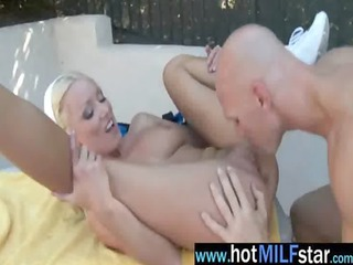 sexy busty mature babe own unmerciful sex clip14