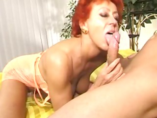 enthusiastic grownup babe takes libido inside