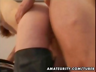red-haired fresh milf homemade unmerciful deed