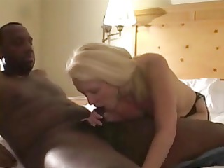 older  american mum rikki worships dark penises