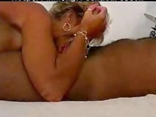 gorgeous elderly slutty albino mature works over