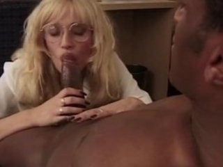 albino lady audition for him room... and his bbc
