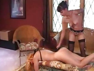 mature dike bondage and spanking