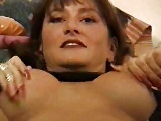 lusty mature babe lady nailed into beautiful