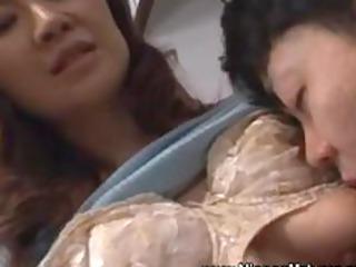 naughty mature babe obtains a man partner