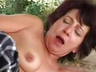 young matura chick acquiring pierced glamorous