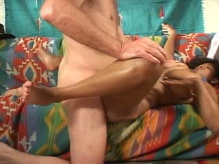 inexperienced porn movie with a grownup dark amp