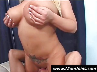 mother and daughter share a hard penis and