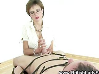 filthy femdom cougar italian babe