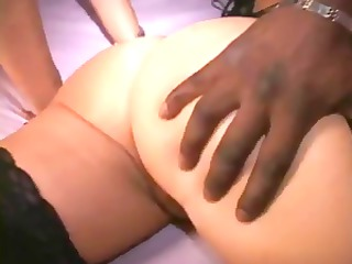 phat bottom milfs own black cumshots at swinger