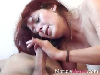 sweet soft elderly titties