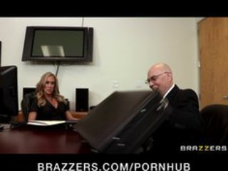 slutty bigtit bleached woman copulates employees
