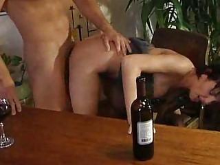drunken grownup hoes licking penis