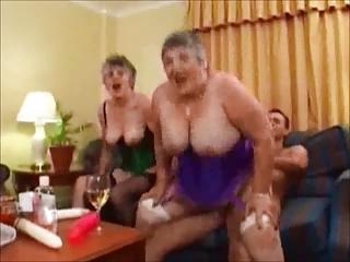 two wonderful  english grannies 1 wear-tweed