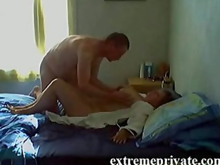 step milf and dad unaware of my spy camera