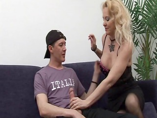 english cougar fuck
