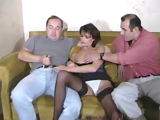 hot amateur cougar triple