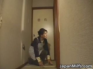 slutty japanese milfs licking and gang-banging