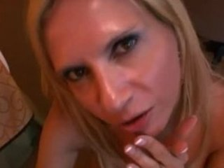 mommy licks cumshots out of penis point of view