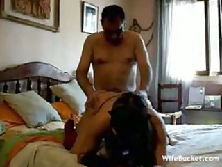 amateur lady banged everywhere