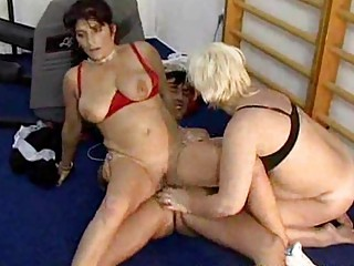 older  gym group sex