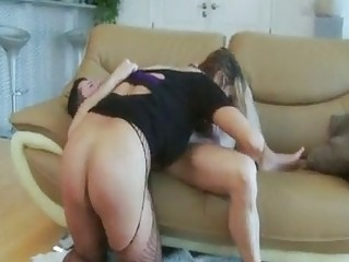 busty woman taking dicked over bed