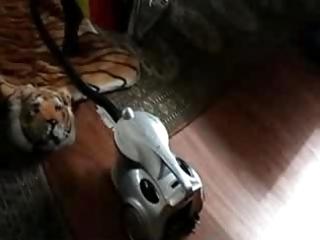 weird stolen video of my desperate milf !