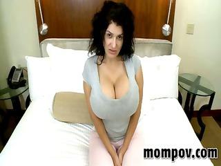 nice mature babe fuckhuge boobs!