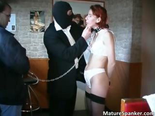 filthy desperate ginger lady slut part6
