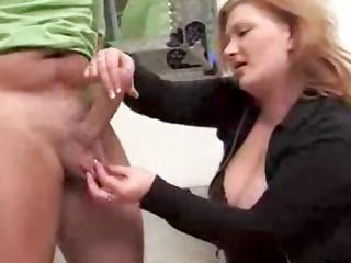 grownup rufous gives those fucker a handjob when