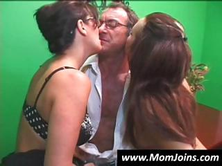 randy spears dips his cock into a milf with