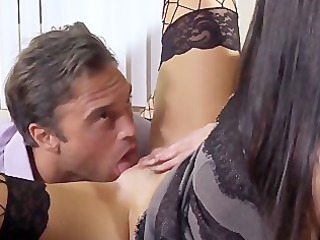india summer the awesome sexretary plays with her