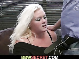 his maiden leaves and eager bbw bangs him