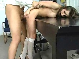 bureau whore and woman has some tough doggy