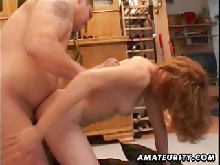 redhead fresh lady homemade unmerciful deed with