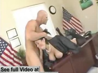 sienna west tackles on a hard cock in her