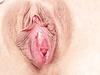 awesome bleached milf acquires her cave abused