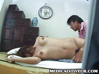 amateur woman house massage part 2