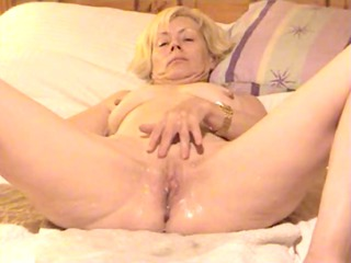older  babe spurting