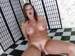 desperate matured raquel devine sits her wet