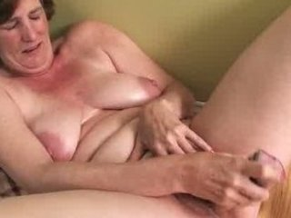 ray larissa older  plastic cock masturbation