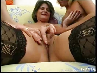 french cougar christelle group sex