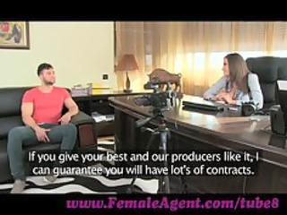 femaleagent huge sperm across marvelous breast