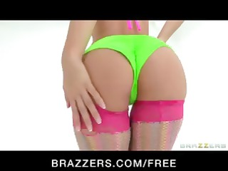 wonderful big anal latino whore inside lingerie