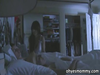 stepmom secudes her girls fucker